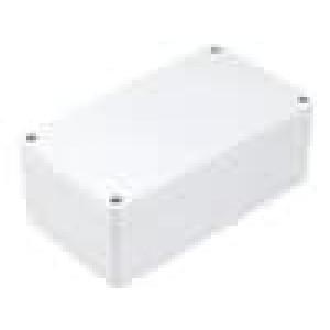 Krabička univerzální 1554 X:90mm Y:160mm Z:60mm polykarbonát