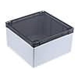 Krabička univerzální 1554 X:160mm Y:160mm Z:90mm polykarbonát