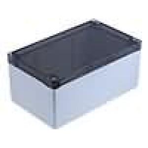 Krabička univerzální 1554 X:120mm Y:200mm Z:90mm polykarbonát