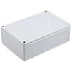 Krabička univerzální 1555 X:120mm Y:180mm Z:60mm ABS šedá IP66