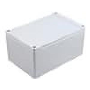 Krabička univerzální 1555 X:120mm Y:180mm Z:90mm ABS šedá IP66