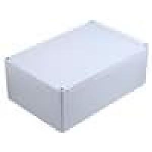 Krabička univerzální 1555 X:160mm Y:240mm Z:90mm ABS šedá IP66
