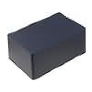 Krabička univerzální 1590 X:120mm Y:188mm Z:82mm hliník černá
