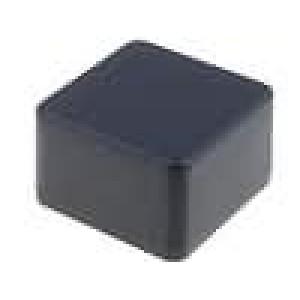Krabička univerzální 1590 X:51mm Y:51mm Z:31mm hliník černá IP54