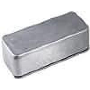 Krabička univerzální 1590 X:39mm Y:93mm Z:27mm hliník šedá IP65