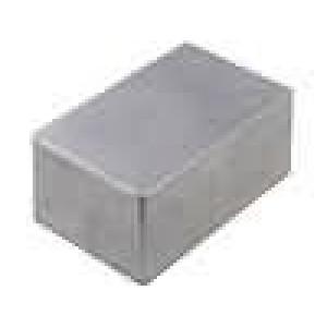 Krabička univerzální 1590 X:121mm Y:171mm Z:55mm hliník šedá