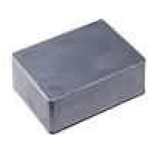Krabička univerzální 1590 X:82mm Y:111mm Z:40mm hliník šedá IP65