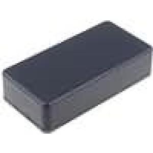 Krabička univerzální 1591 X:50mm Y:100mm Z:25mm ABS černá IP54