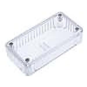 Krabička univerzální 1591 X:50mm Y:100mm Z:21mm polykarbonát