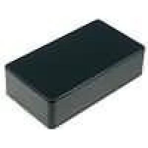 Krabička univerzální 1591 X:62mm Y:112mm Z:31mm ABS černá IP54