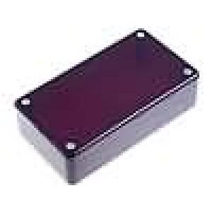 Krabička univerzální 1591 X:62mm Y:112mm Z:27mm polykarbonát