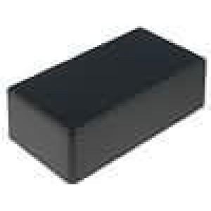 Krabička univerzální 1591 X:65mm Y:120mm Z:36mm ABS černá IP54