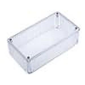 Krabička univerzální 1591 X:80mm Y:150mm Z:46mm polykarbonát