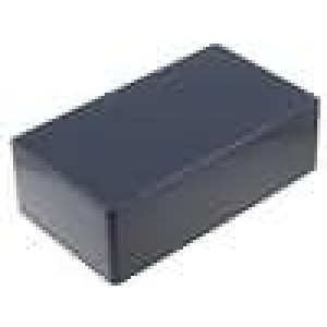 Krabička univerzální 1591 X:110mm Y:191mm Z:61mm ABS černá IP54
