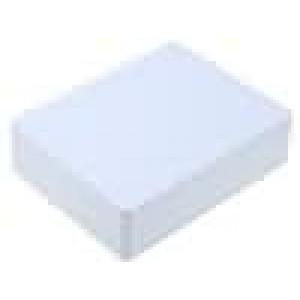 Krabička univerzální 1591 X:94mm Y:121mm Z:34mm ABS šedá IP54