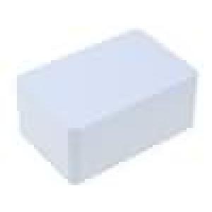 Krabička univerzální 1591 X:56mm Y:85mm Z:39mm ABS šedá IP54