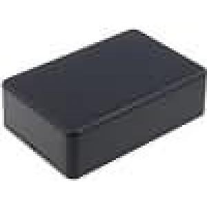 Krabička univerzální 1591 X:56mm Y:85mm Z:25mm ABS černá IP54