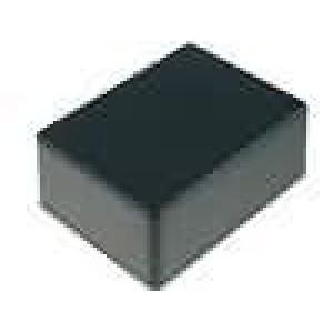 Krabička univerzální 1591 X:82mm Y:110mm Z:44mm ABS černá IP54