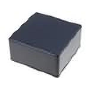 Krabička univerzální 1591 X:120mm Y:120mm Z:59mm ABS černá IP54