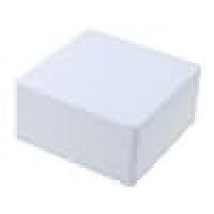 Krabička univerzální 1591 X:120mm Y:120mm Z:59mm ABS šedá IP54