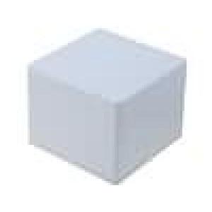Krabička univerzální 1591 X:120mm Y:120mm Z:94mm ABS šedá IP54