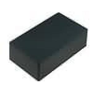 Krabička univerzální 1591 X:51mm Y:100mm Z:26,5mm ABS černá IP54