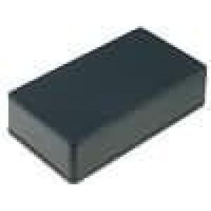 Krabička univerzální 1591 X:63mm Y:113mm Z:31mm ABS černá IP54