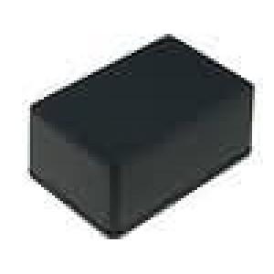 Krabička univerzální 1591 X:57mm Y:87mm Z:39mm ABS černá IP54