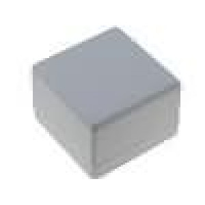 Krabička univerzální 1594 X:56mm Y:56mm Z:40mm polystyrén šedá