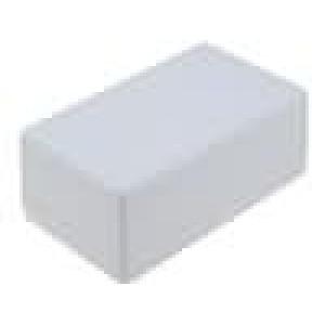 Krabička univerzální 1594 X:66mm Y:105mm Z:45mm ABS černá IP54