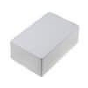 Krabička univerzální 1594 X:107mm Y:167mm Z:65mm polystyrén šedá