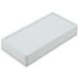 Krabička univerzální 1599 X:65mm Y:130mm Z:25mm ABS šedá IP54