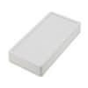 Krabička univerzální 1599 X:65mm Y:130mm Z:25mm polystyrén šedá