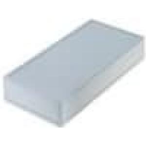 Krabička univerzální 1599 X:85mm Y:170mm Z:35mm polystyrén šedá