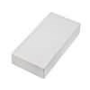 Krabička univerzální 1599 X:110mm Y:220mm Z:44mm polystyrén šedá