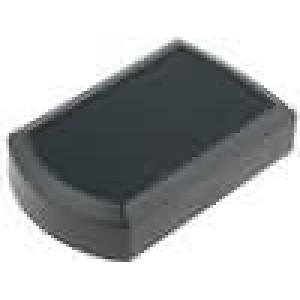 Krabička univerzální X:46mm Y:73mm Z:17mm ABS černá