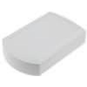 Krabička univerzální X:67mm Y:107mm Z:25mm ABS šedá