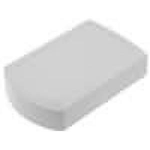Krabička univerzální X:57mm Y:92mm Z:22mm ABS šedá