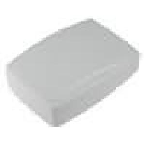Krabička univerzální X:96mm Y:136mm Z:39mm ABS šedá