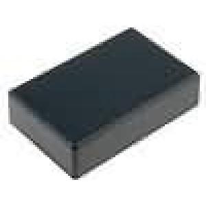 Krabička univerzální X:36mm Y:60mm Z:15mm ABS černá