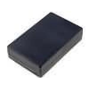 Krabička univerzální X:73,5mm Y:118mm Z:29mm ABS černá