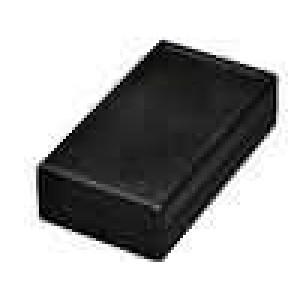 Krabička univerzální X:34,5mm Y:63,5mm Z:16mm ABS černá