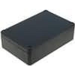 Krabička univerzální X:81,5mm Y:120mm Z:36mm ABS černá