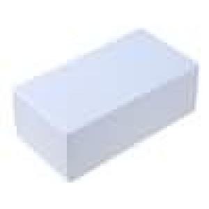 Krabička univerzální X:80mm Y:150mm Z:55mm polystyrén šedá IP40