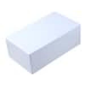 Krabička univerzální X:100mm Y:188mm Z:70mm polystyrén šedá IP40