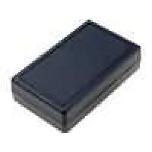 Krabička univerzální X:61,5mm Y:102,5mm Z:26mm ABS černá