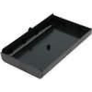 Krabička univerzální X:70mm Y:123mm Z:14,5mm ABS černá