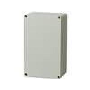 Krabička univerzální EURONORD X:120mm Y:200mm Z:75mm šedá IK07