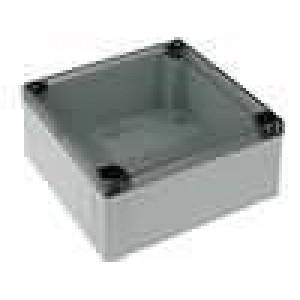 Krabička univerzální MNX X:130mm Y:130mm Z:60mm polykarbonát