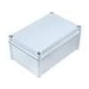 Krabička univerzální SOLID X:188mm Y:278mm Z:130mm polykarbonát